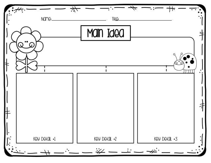 Free Printable Worksheets For 3rd Grade Main Idea | worksheet example