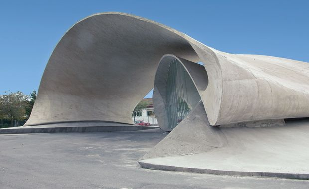 Casar de Caceres Bus Station 2003