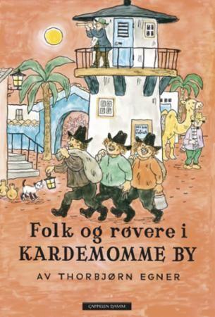 """LUS 15 """"Folk og røvere i Kardemomme by"""" av Thorbjørn Egner"""