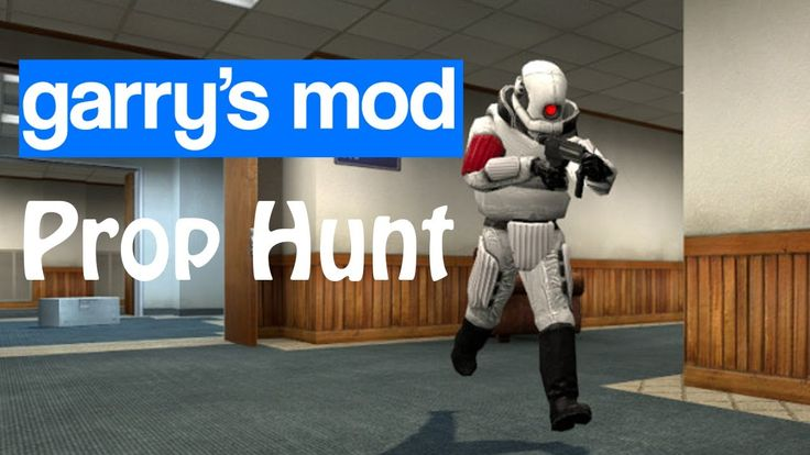 """I was yesterday at a LAN party and we had so much fun with gmods """"prop Hunt"""""""