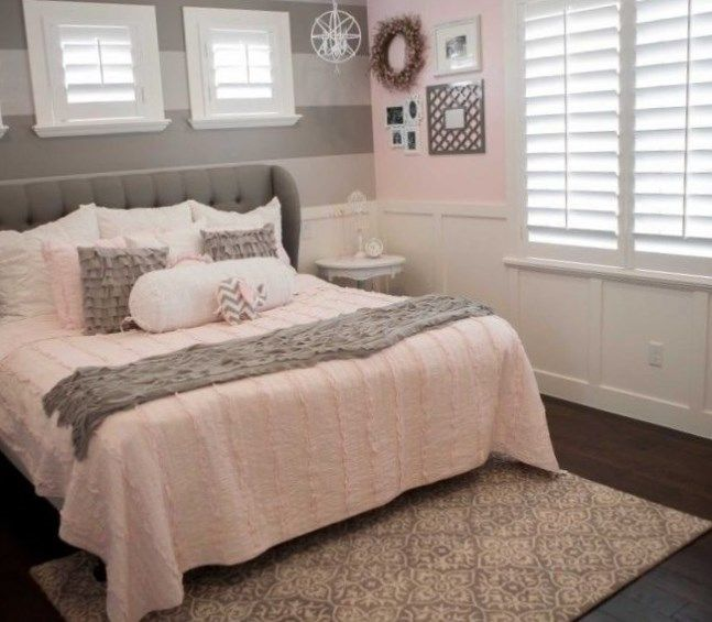 16++ Grey and pink bedroom ideas cpns 2021