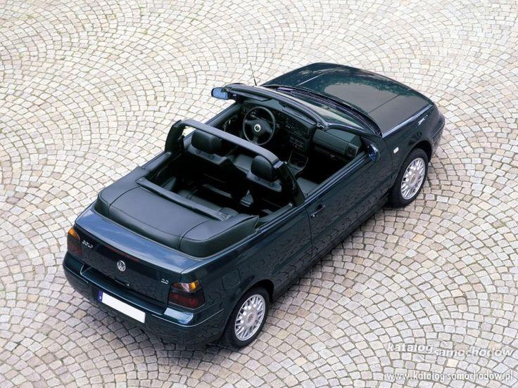 Afbeeldingsresultaat voor VW Golf 4 Cabrio Katalog