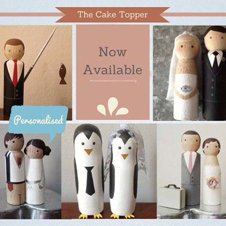 New Cake Toppers