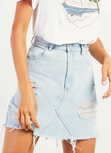 A Aline Skirt - Tulum