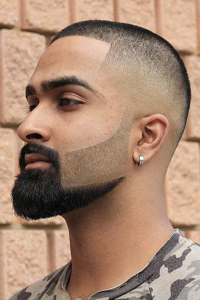Types Of Bald Fade To Experiment With Lovehairstyles Com Best Beard Styles Beard Styles Faded Beard Styles