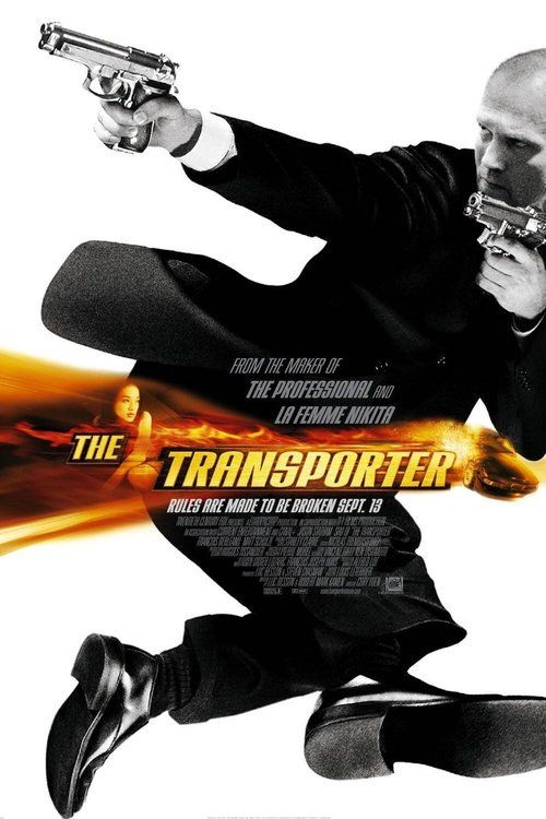 Watch The Transporter Full-Movie