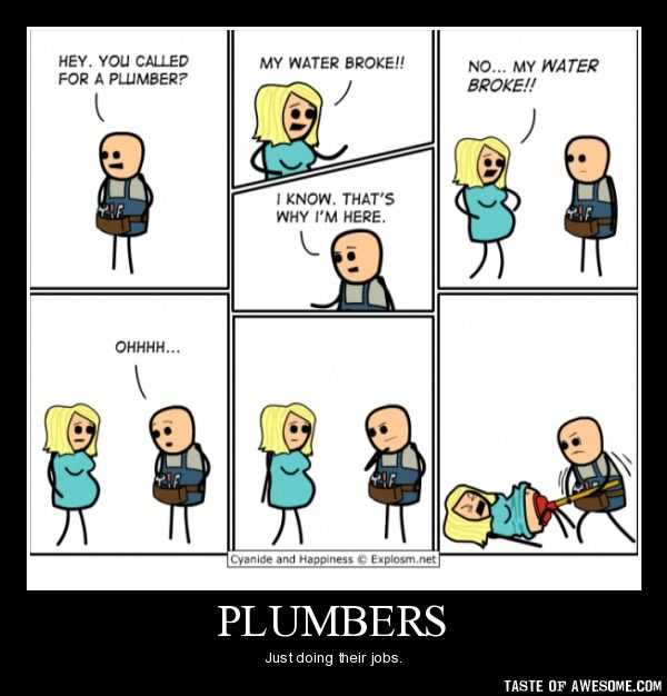 13 Best Plumbers Images On Pinterest