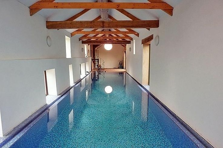 Top rated House Rental in Mullacott with with a private indoor pool - private indoor pool and beach/lake nearby