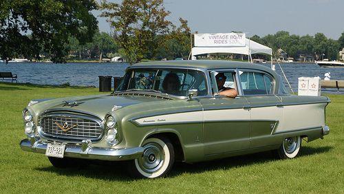 1957 Nash Ambassador Custom - Greg Gjerdingen | Things That