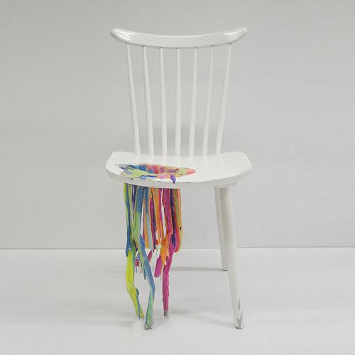 Chairs by Anna ter Haar: Colour, Sculpture, Inspiration, Chairs, Art, Furniture, Design