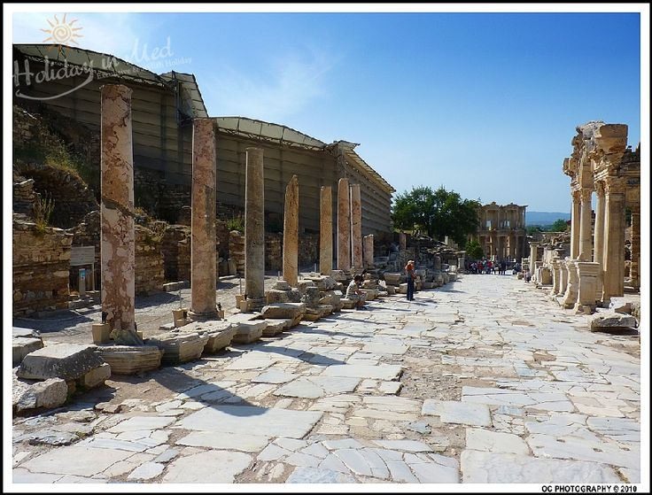 Holiday in Med - Private Ephesus http://www.holidayinmed.com/private-tours/