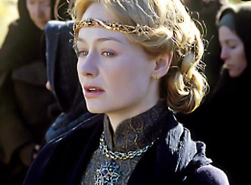 Eowyn!! (ok, if I was a queen of Rohan or England or anywhere, I would look like this <3)