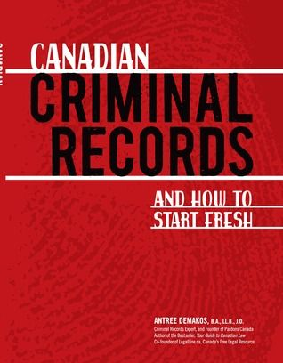 Canadian Criminal Records: and How to Start Fresh It is easy to get a criminal record. Simply being accused of a crime will lead to the police making a record of the event, even if the person is not charged. Such records, usually called incident or occurrence reports, are often disclosed in police record searches. If the police do decide to lay charges, which they will do if they have the slightest belief that the person is guilty, fingerprints and photographs are taken.