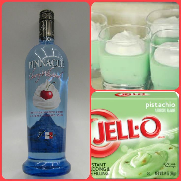 78 Best Images About Jello Shots And Pudding Shots On
