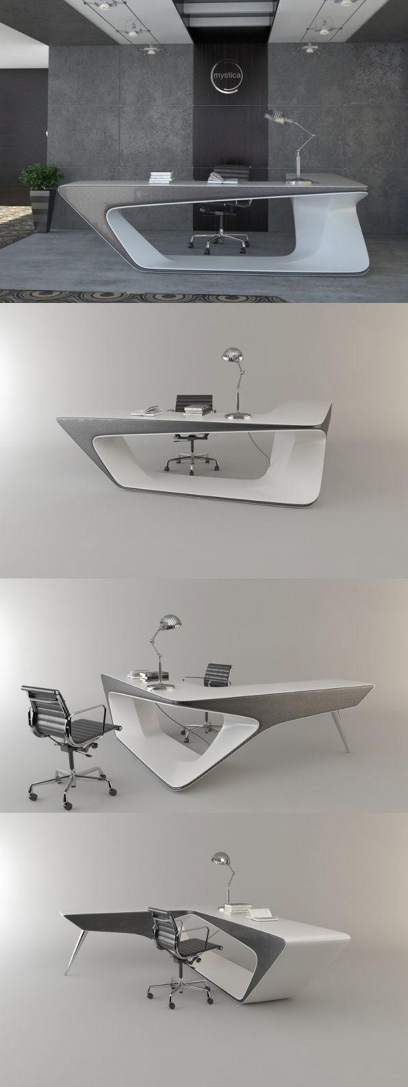 Best 25 Modern Office Desk Ideas On Pinterest Modern Desk Office Table An