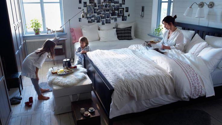 Bedroom Furniture - Beds, Mattresses & Inspiration - IKEA