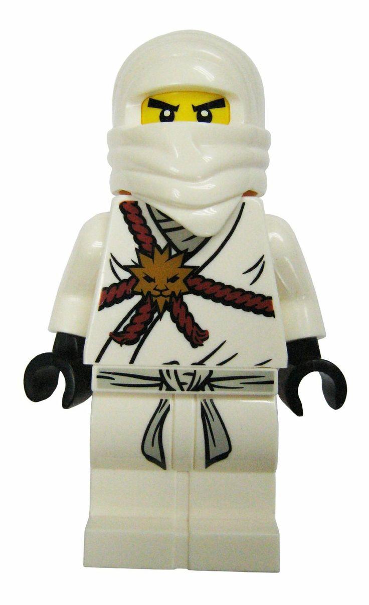 283 best images about lego ninjago on pinterest ninja - Ninjago lego zane ...