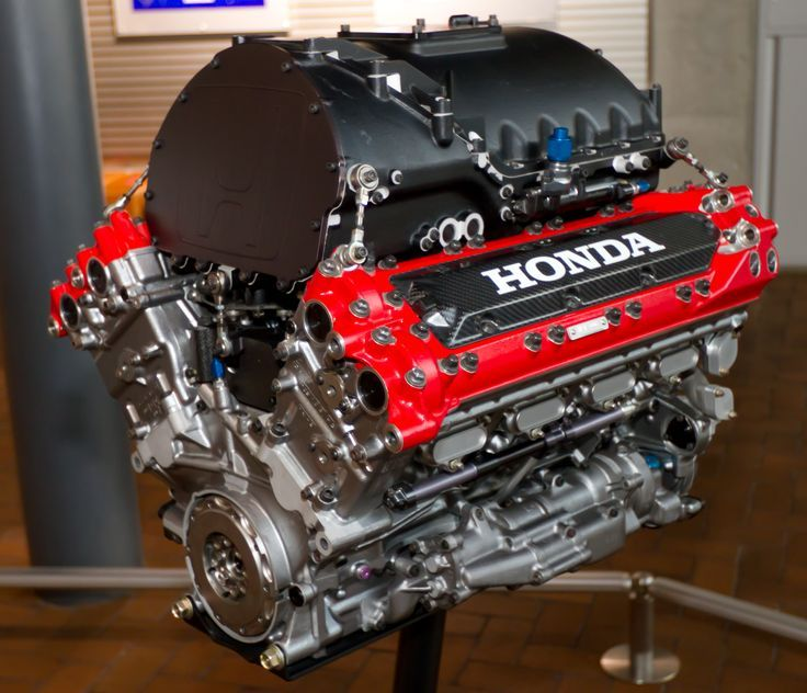 Honda V8