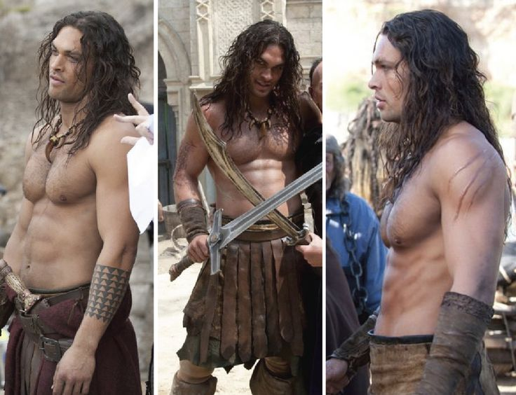 jason momoa conan | Most of the shots I've gathered are from Conan the Barbarian , but ...