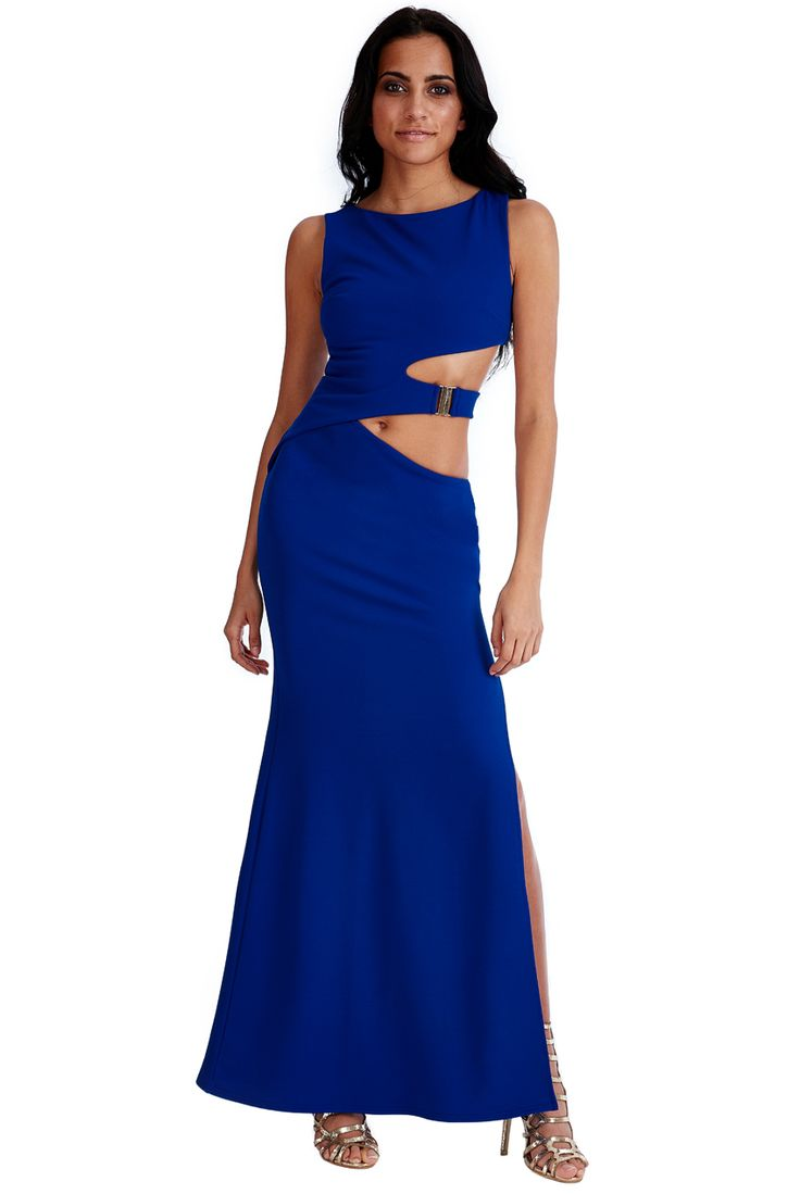 BB20021. What a sassy option for your ball or event in royal blue in store now.