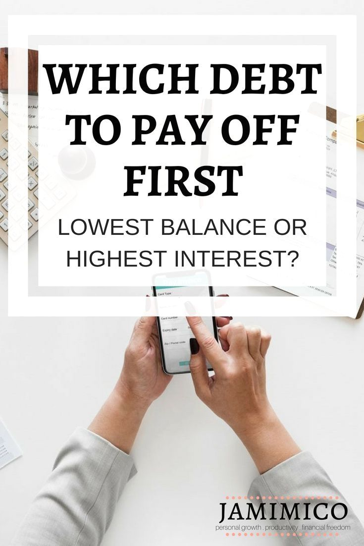 How To Know Which Debt To Pay Off First Paying Off Student Loans Debt Free Student Loans