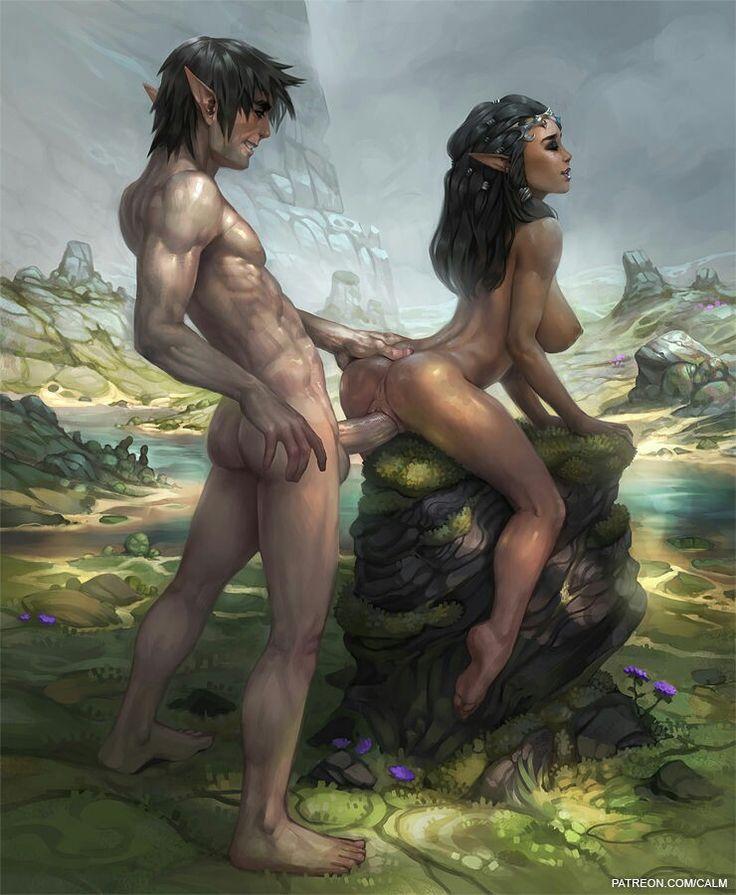 Calmdraws erotica