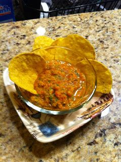 I miss salsa so much! In going to start trying these recipes! No Tomato Salsa