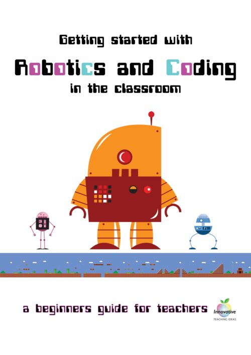 A must see resource for coding and robotics in the classroom.