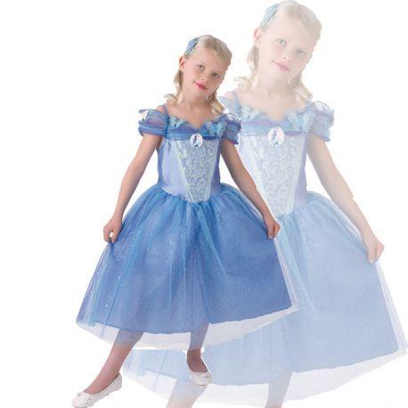 #Disfraz de #Cenicienta #Live Action Perfecto para tus fiestas, mercadisfraces tú #tienda de #disfraces #online