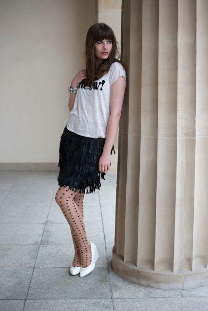 Schwarz-weiß-Outfits trage ich momentan ständig. Aber bisher noch nie mit weißen Schuhen! Ich habe mich von dem Trend weiße Heels inspirieren lassen und meine Favoriten bei Zalando entdeckt.
