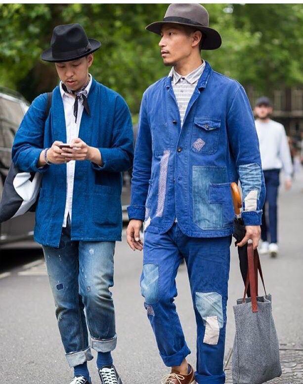 Japan, denimstyle