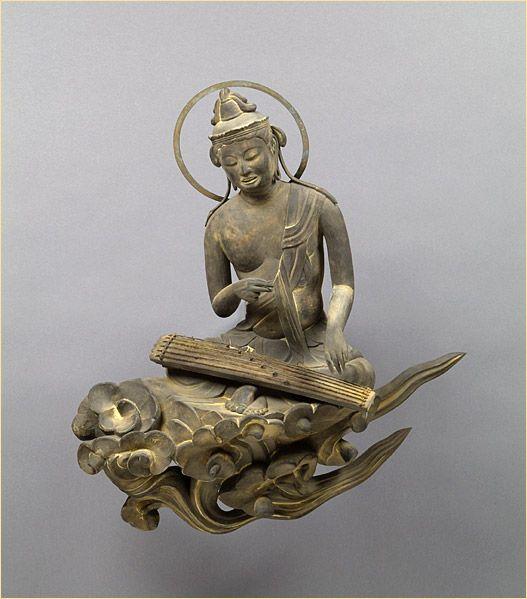 雲中供養菩薩像 北1号模刻の画像
