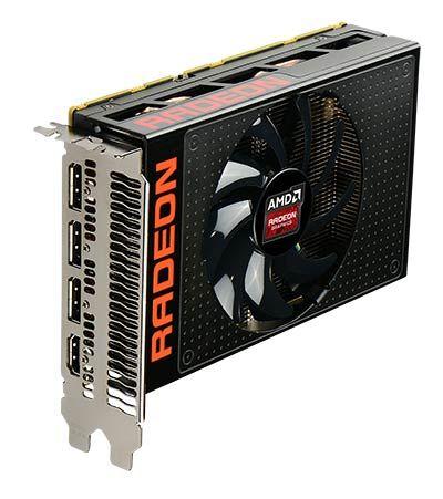 AMD Radeon R9 Nano, la carte graphique Mini ITX pour gamers - AMD Radeon R9 Nano, la carte graphique pour cartes mères Mini ITX la plus rapide jamais conçue, permet l'entrée du jeu en 4K dans les salons au sein de PC de conception ultra silencieuse.