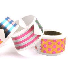 Roll of Stickers - Ribbon - 90 pack from Bookbinders Online