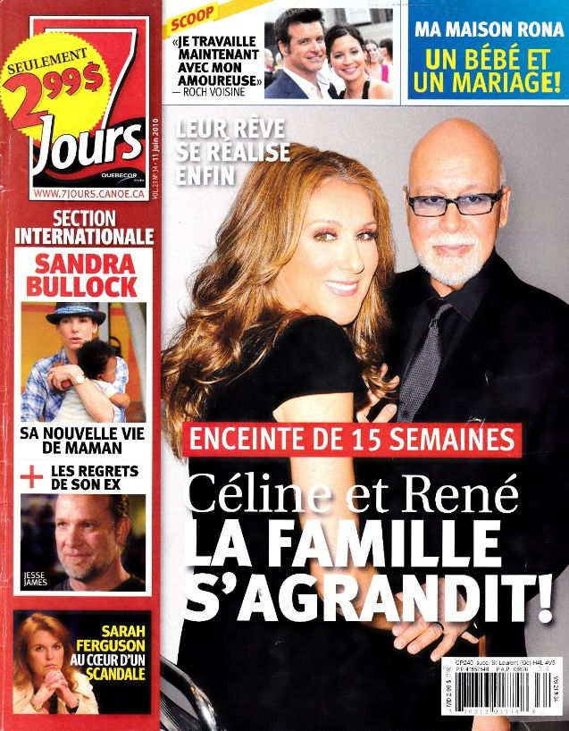 Jours Magazine Volume 21 June 2010 - SARAH FERGUSON