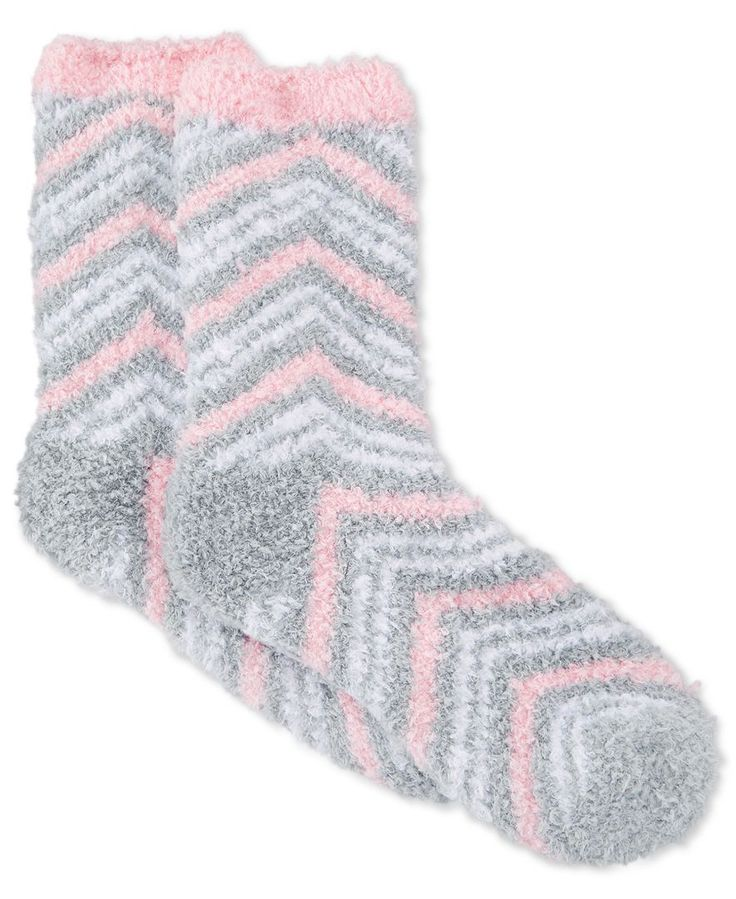 Charter Club Women's Double Zigzag Pop Socks, Only at Macy's