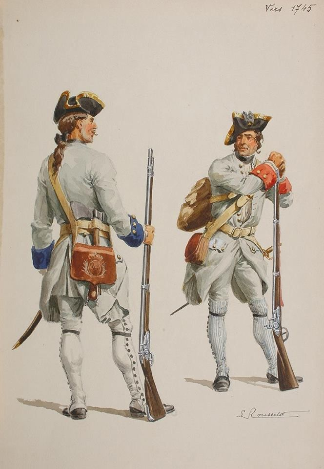 191 Best Images About Nouvelle France Costumes Militaires