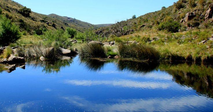 Laguna de la Cascada de Olaen