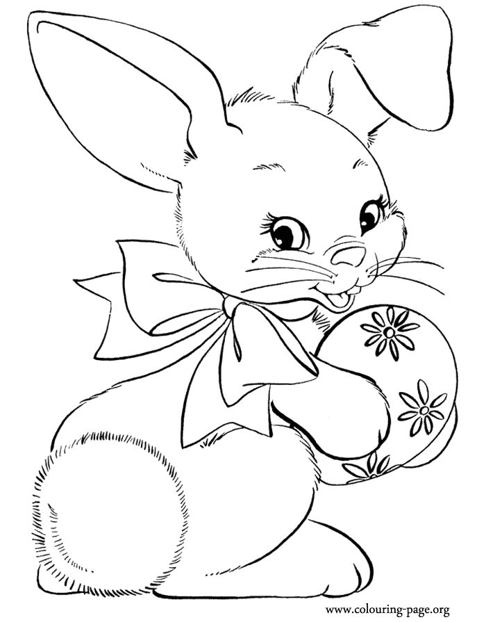 32 best bunny images on Pinterest Embroidery, Rabbits and Bunnies - copy coloring book pages of rabbits