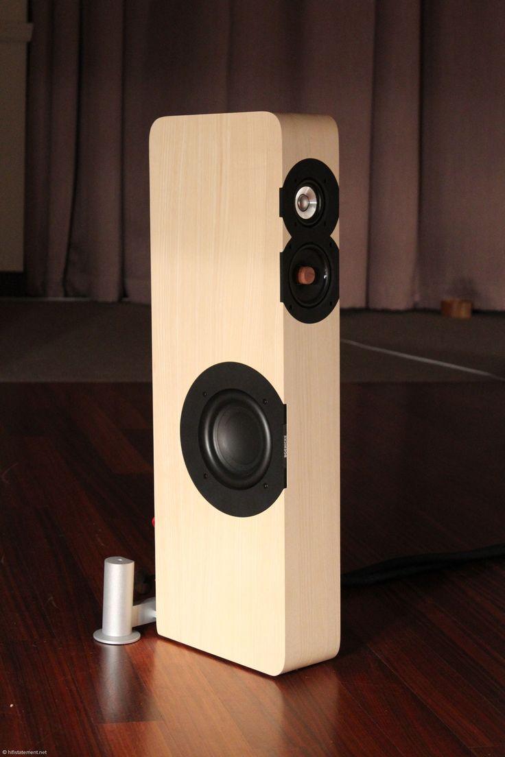 Boenicke Audio W8 · Speaker DesignLook ...
