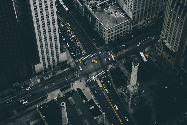 Traffic patterns by Keith Mokris on 500px