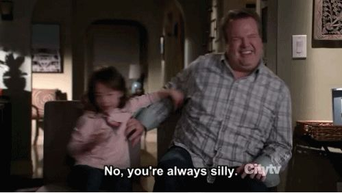 "You occasionally forget your own strength. | Community Post: 25 Signs You're Definitely Cam From ""Modern Family"""