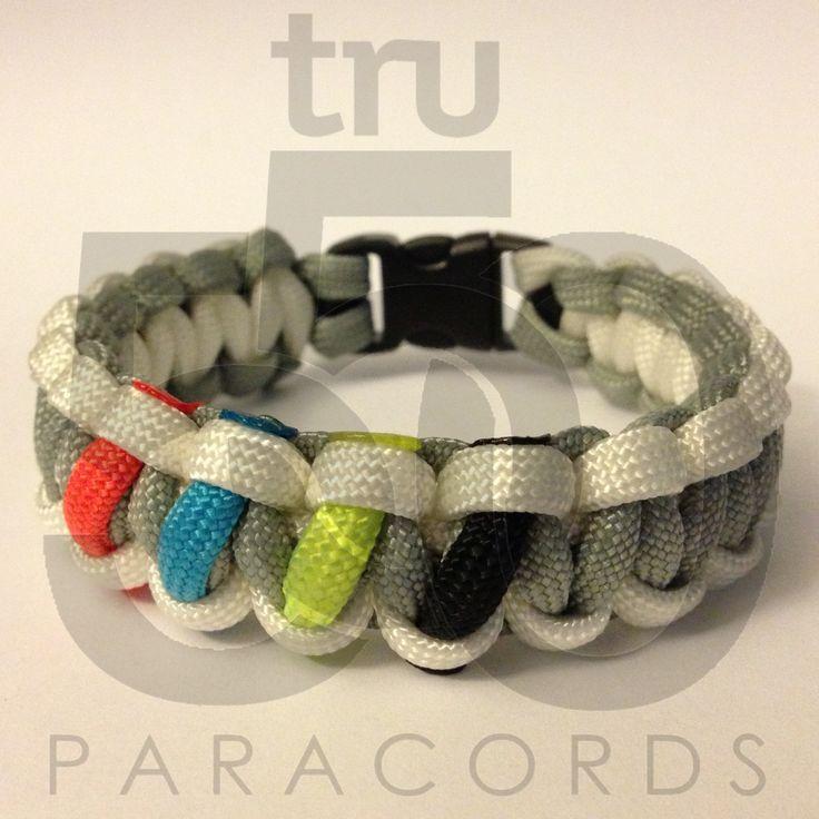 cobra knot bracelet instructions