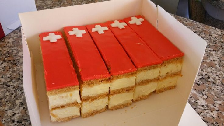 August 1st Swiss National Day !