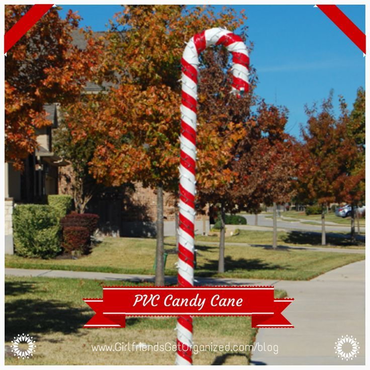 9 Best PVC Pipe Christmas Images On Pinterest