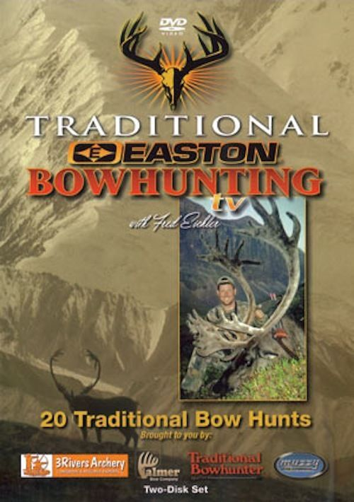 EASTON - Bow hunting TV - DVD Traditional!