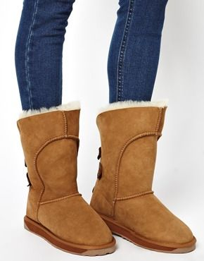 Enlarge EMU Alba Sheepskin Boots
