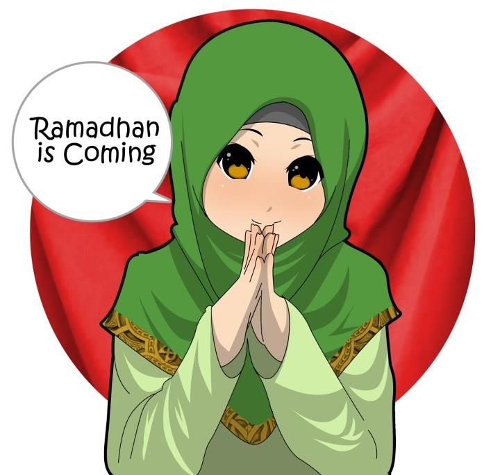 Ramadhan is coming by aitohana.deviantart.com on @deviantART
