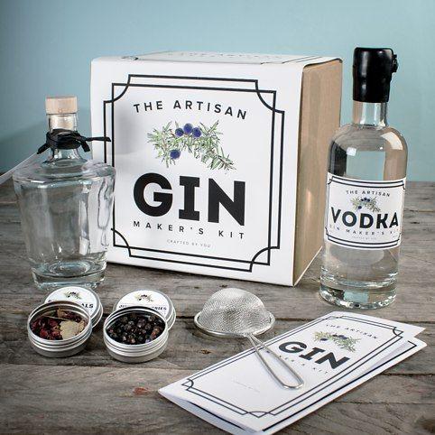 Firebox The Artisan Gin Maker's Kit