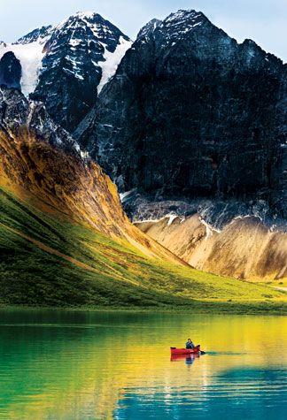 Lake Clark National Park, Alaska ♥ Seguici su www.reflex-mania.com/blog/